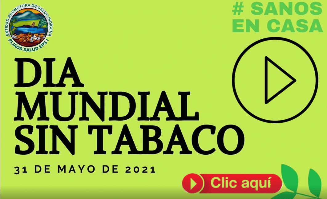 Dia mundial sin tabaco2.0